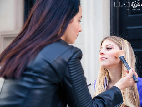 Professional Makeup for a photo session?