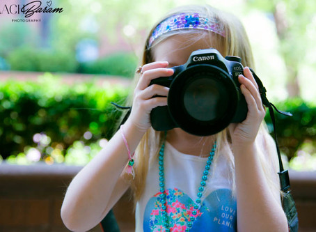 Photography for kids (part I)