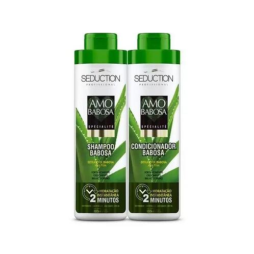 Kit Eico Seduction Amo Babobsa Spécialité Shampoo+Condicionador 800ml