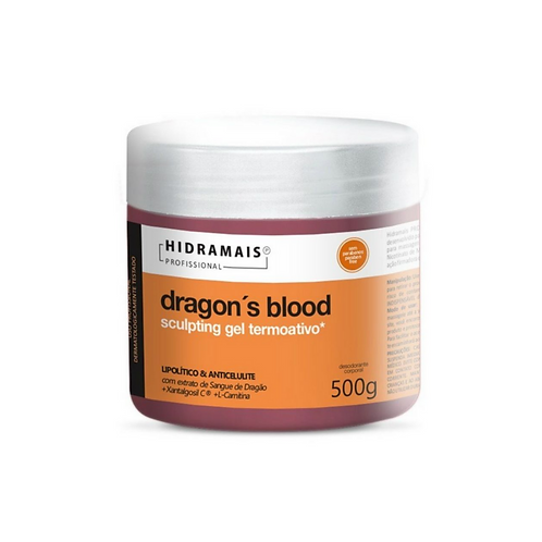Gel Termoativo Hidramais Dragon's Blood 500g