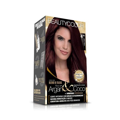 Coloração BeautyColor 4.65 Acaju Royal 50g