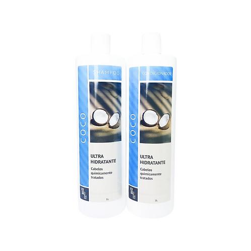 Kit Verbalize Pro Coco Shampoo + Condicionador 1L