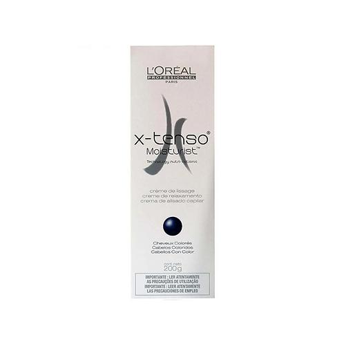 Creme de Relaxamento L'Oréal X-Tenso Moisturist Cabelos Coloridos 200g
