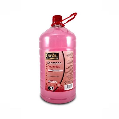 Shampoo Ouribel Ceramidas 2L