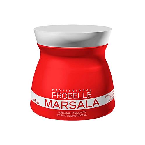 Máscara Matizadora Probelle Marsala 250g