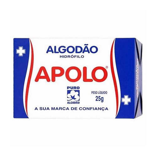 Algodão Apolo 25g