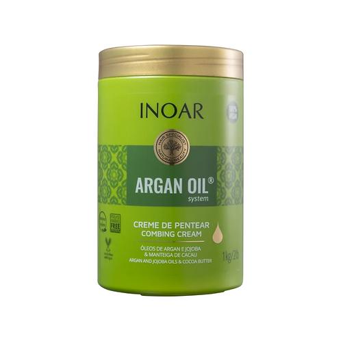 Creme de Pentear Inoar Argan Oil 1kg