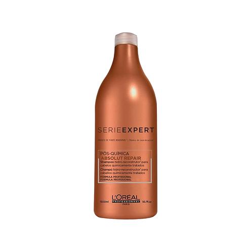 Shampoo L'Oréal Serie Expert Absolut Repair Pós-Química 1,5L