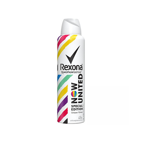Desodorante Rexona Now United 90g