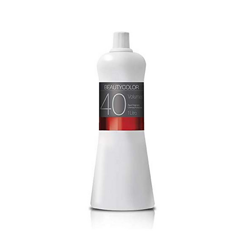 Água Oxigenada Beautycolor 40vol 1L