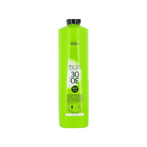 Água Oxigenada L'oréal Professionnel Inoa 30 Volumes 1L