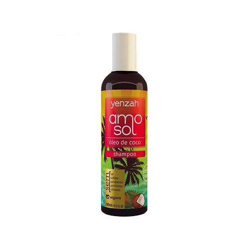 Shampoo Yenzah Amo Sol 240ml