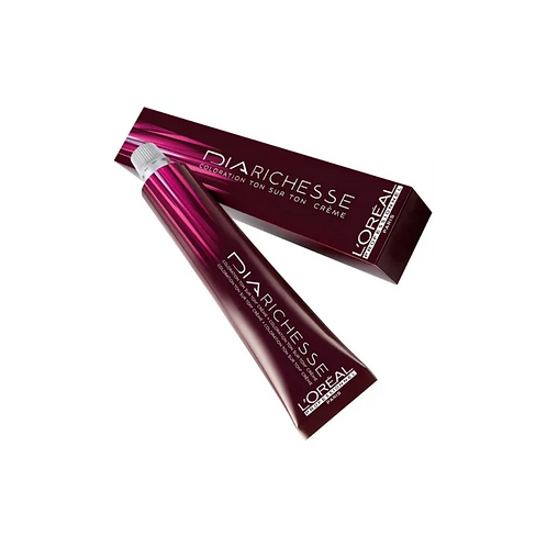 Tonalizante L'Oréal Professionnel DiaRichesse 5.52 Acaju Vermelho 80g