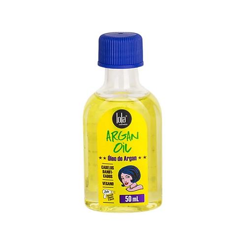 Óleo Capilar Lola Argan Oil Argan 50ml