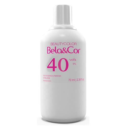 Água Oxigenada Cremosa Beautycolor Bela&Cor 40vol 70ml