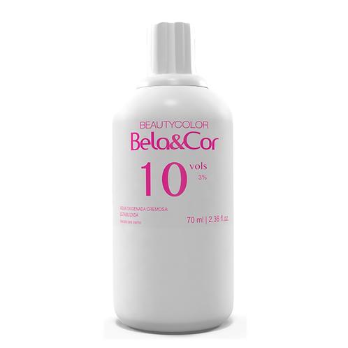 Água Oxigenada Cremosa Beautycolor Bela&Cor 10vol 70ml