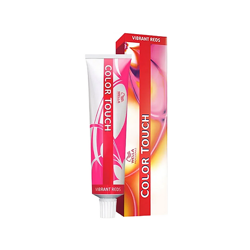 Tonalizante Wella Color Touch 5.66 Castanho Claro Violeta 60ml
