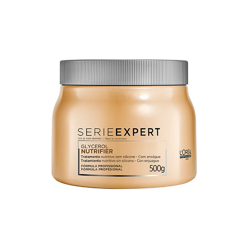 Máscara L'oréal Serie Expert Nutrifier 500g