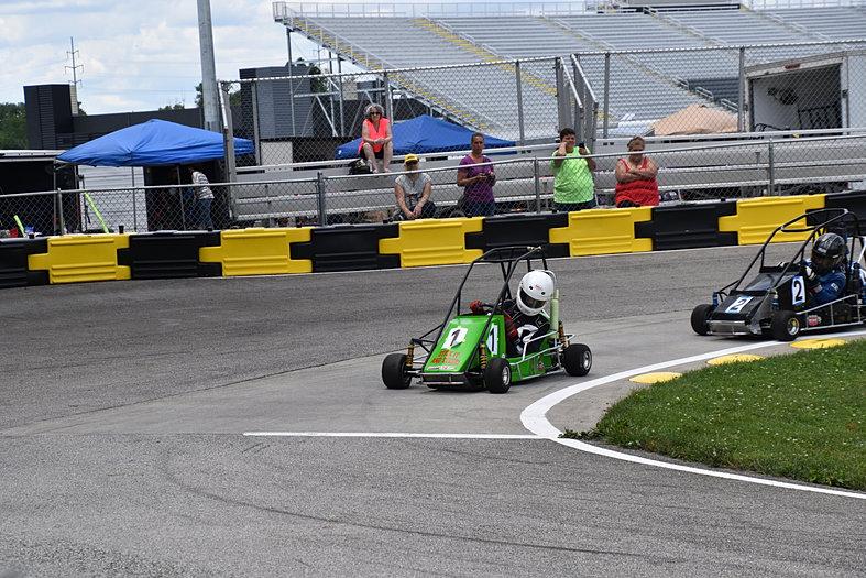 Buckeye quarter midget racing