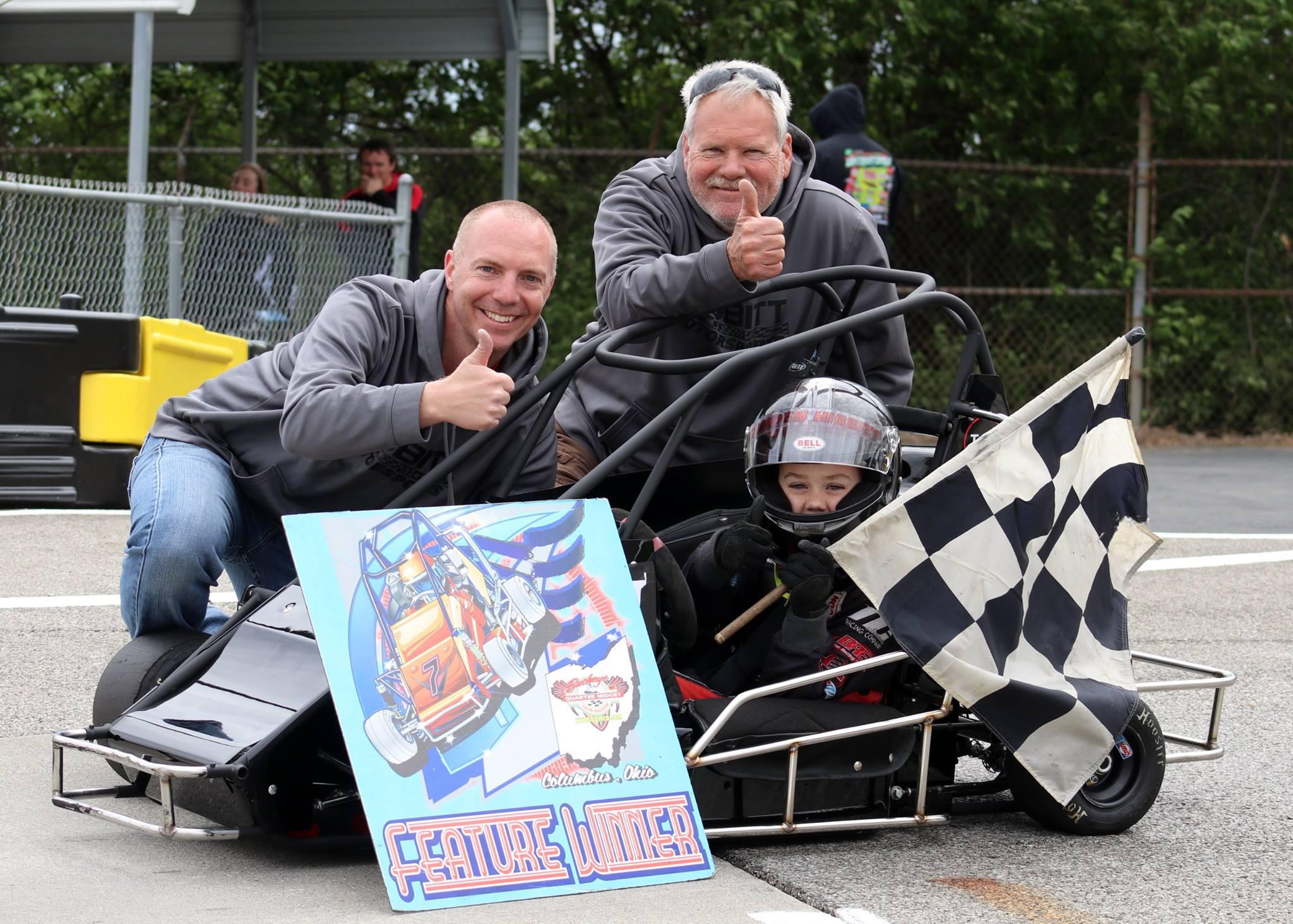 Buckeye quarter midget racing suggest