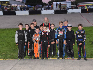 A Career Best at Mini Indy