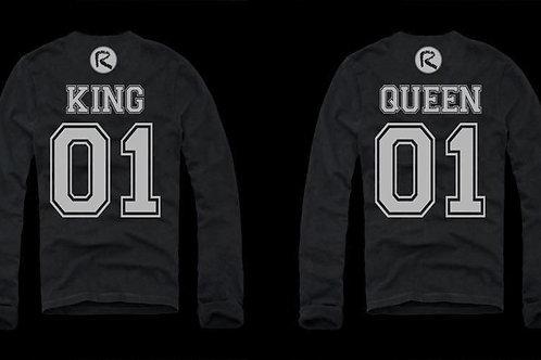 Queen Long Sleeve
