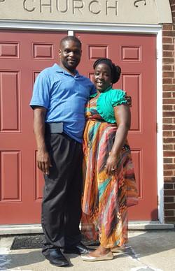 Richard & Josie Dennison