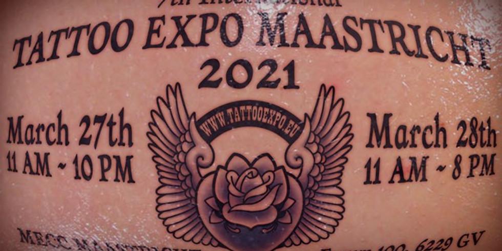 Tattoo Expo Maastricht 2021