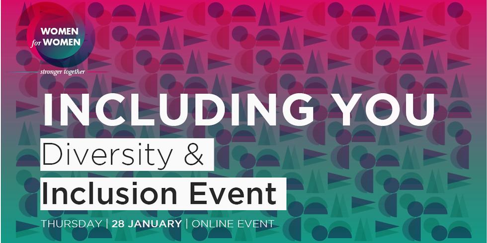Diversity & Inclusion Event – Expat Spouses Initiative