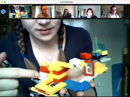 Bricking it: teaching and researching with Lego