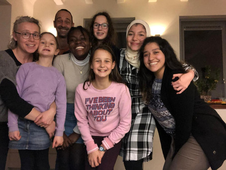 Home Stay Family to make students feel at home