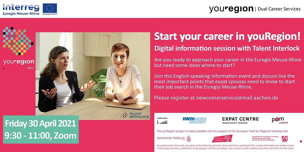 Start your career in youRegion!