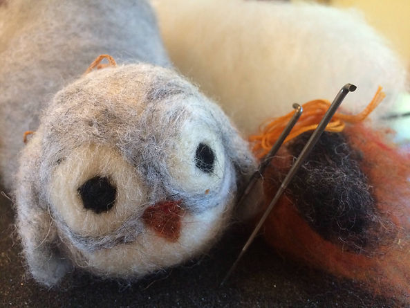 The Art of Felting