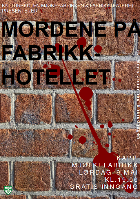 MORDENE PÅ FABRIKKHOTELLET