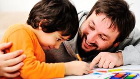 174 способа укрепить привязанность с ребёнком.
