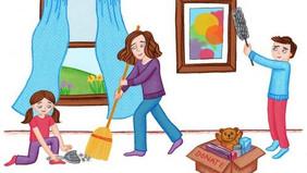 Как обеспечить детям адекватную физическую нагрузку дома
