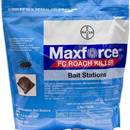 MaxForce RC Roach Killer Bait Stations