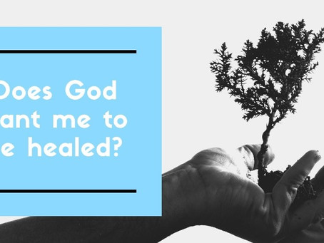 Lord, If You Want You Can Heal Me