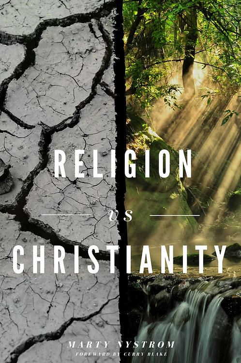EBook - Religion vs Christianity by Marty Nystrom