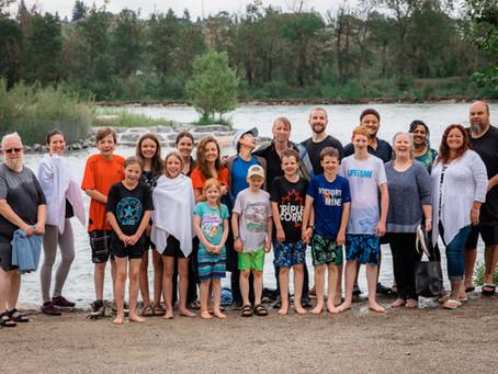 Baptism Calgary