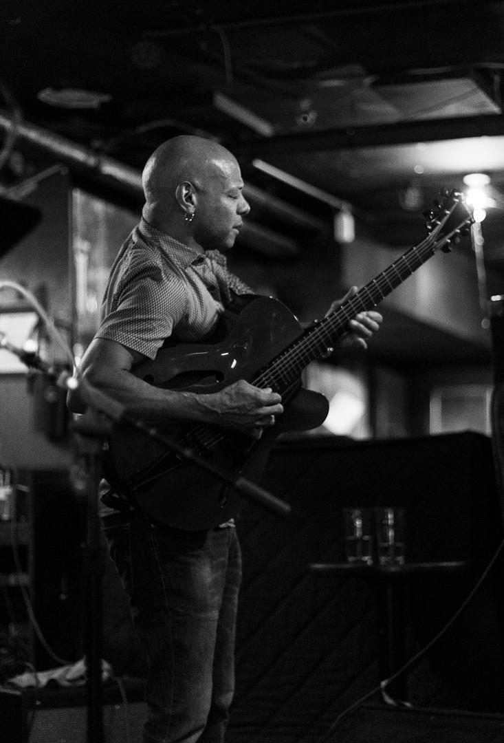 Mark Whitfield Quartet
