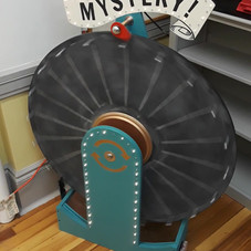 The Mystery Wheel (2018)