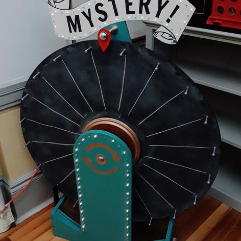 The Mystery Wheel