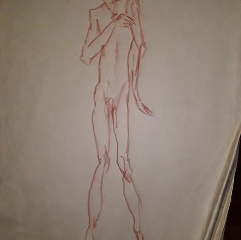 Gesture Drawing (1994)