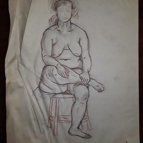 Figure Drawing (1994)