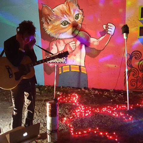 Art Alley Cat (2016)