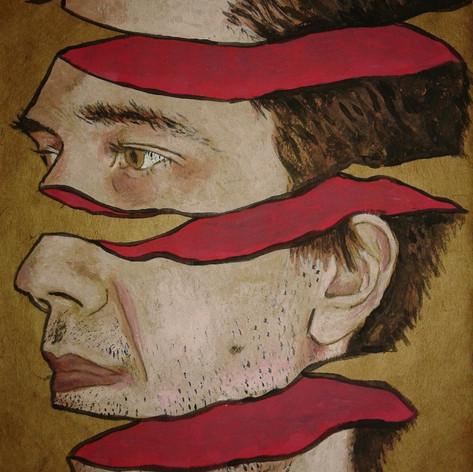 Unfinished Self-Portrait (2015)