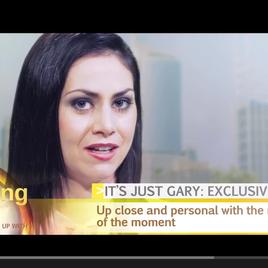 "Corinne Davies as Jacinta in ""It's Just Gary"""