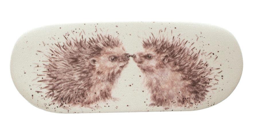 Wrendale Hedgehog Glasses Case