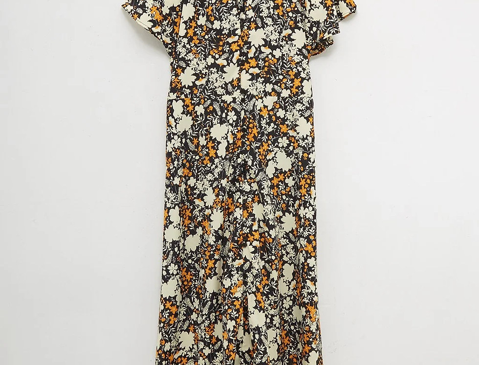 Great Plains  Floral Dress